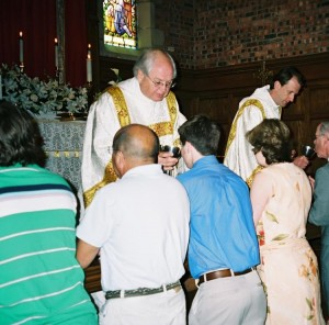 St. John's Episcopal Holy Eucharist
