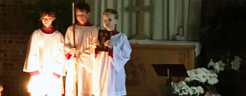 Liturgy of the Light 2019
